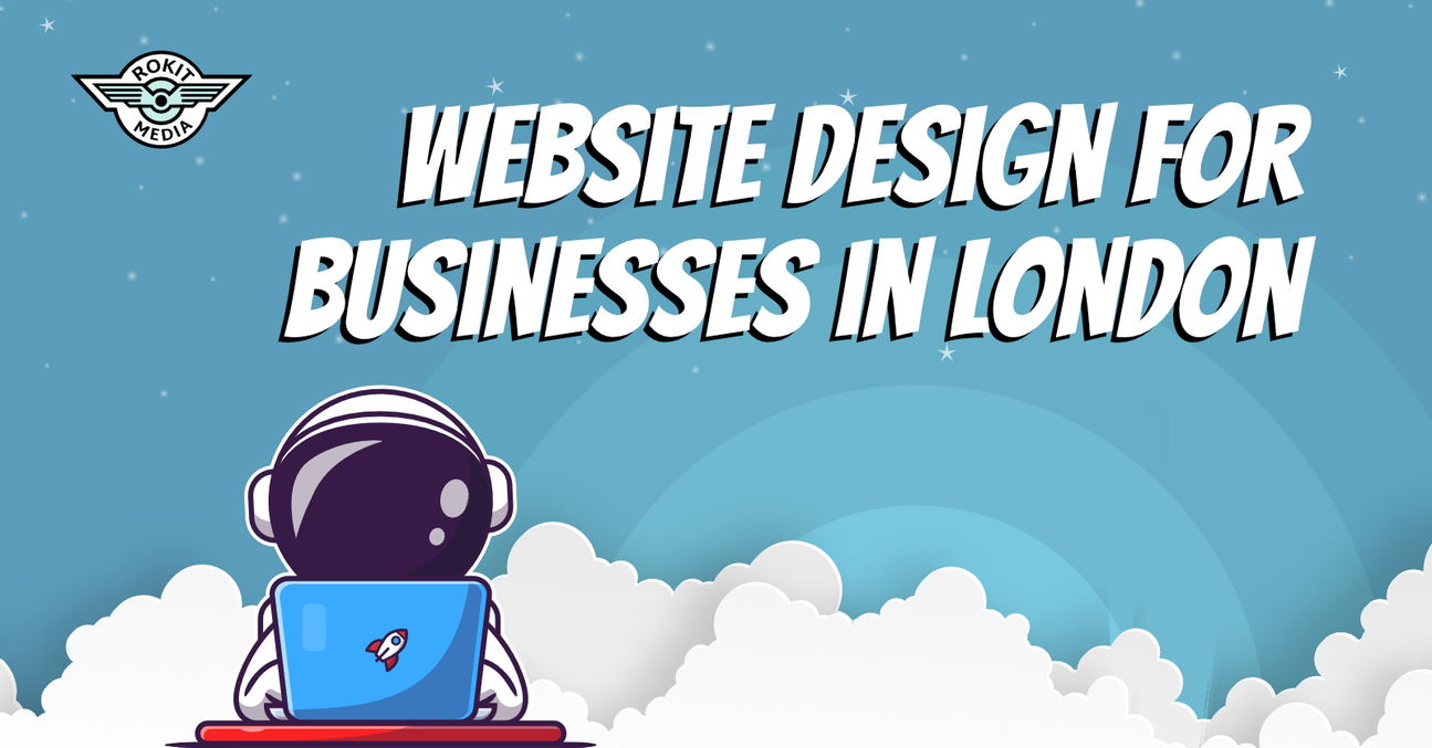 Website Design Services for Businesses in London